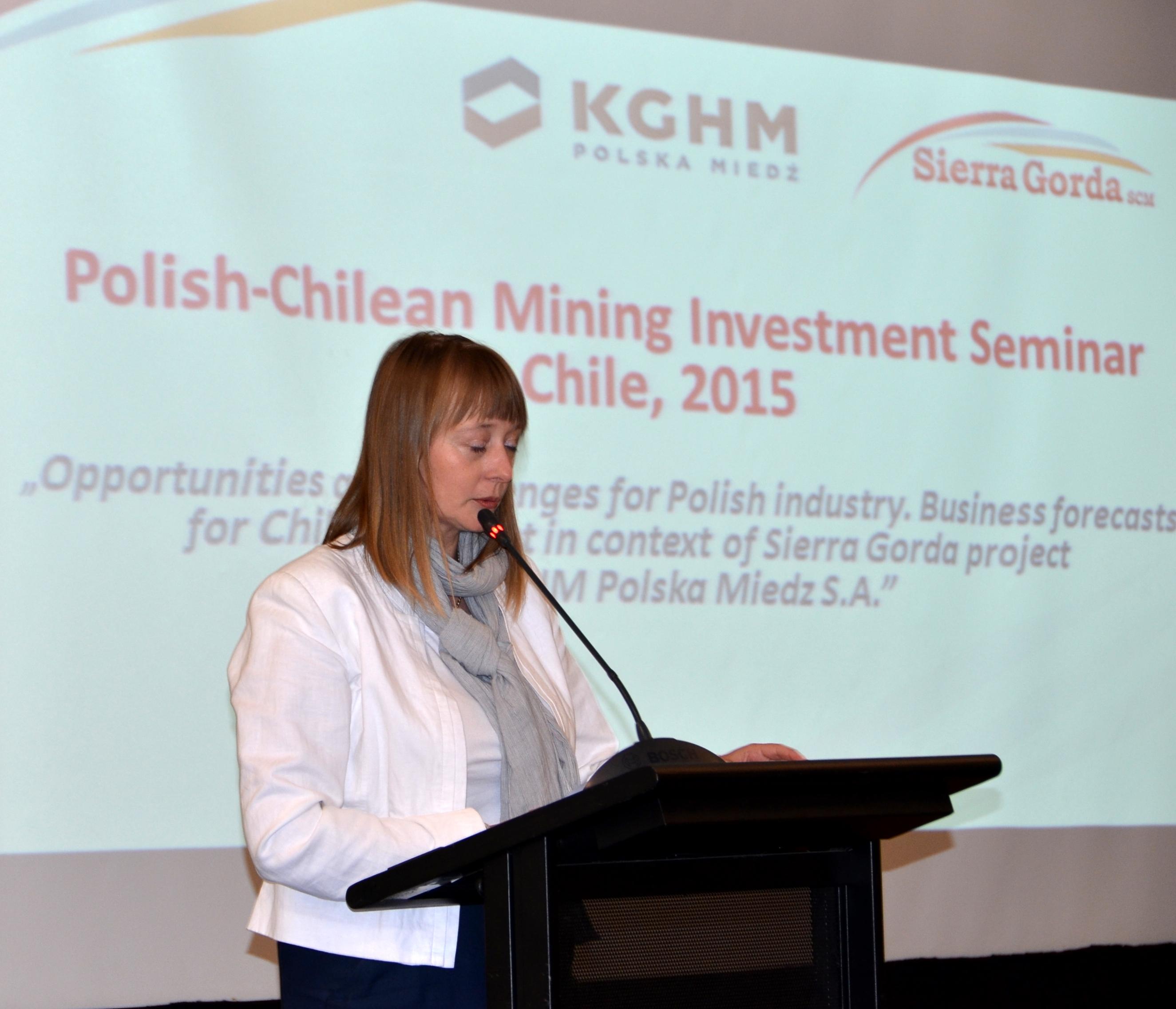 Aleksandra Piątkowska ambasador Polski w Chile