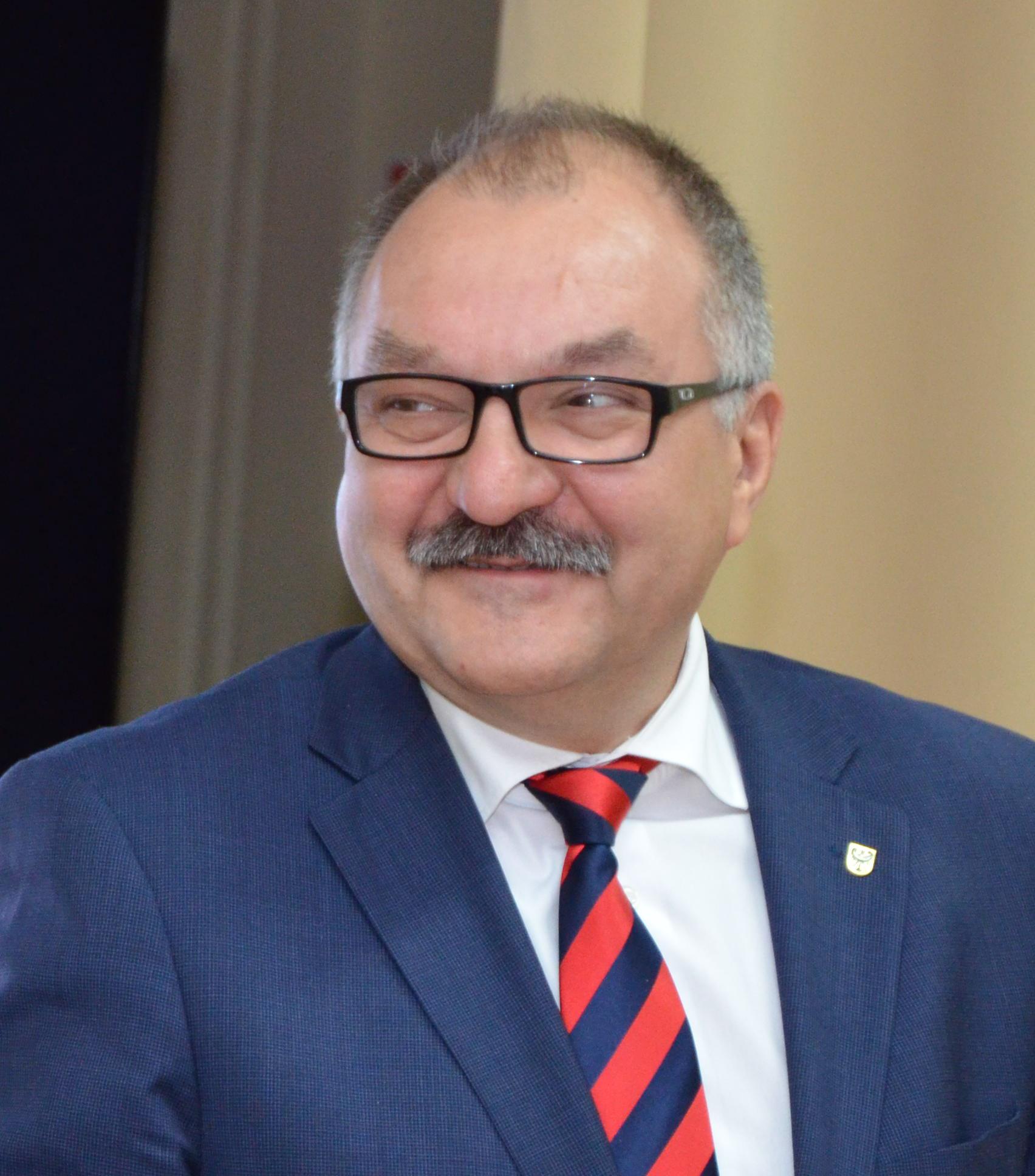 przewodniczący raady i marszałek